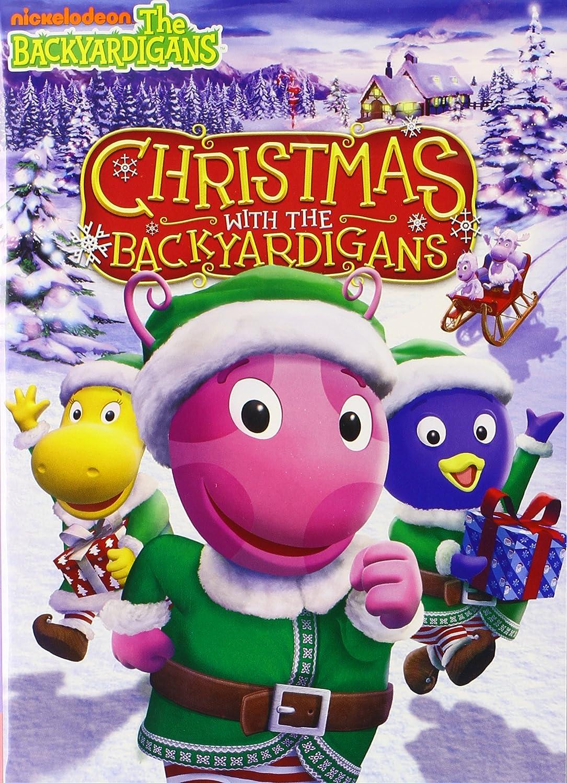 amazon com backyardigans christmas with the backyardigans
