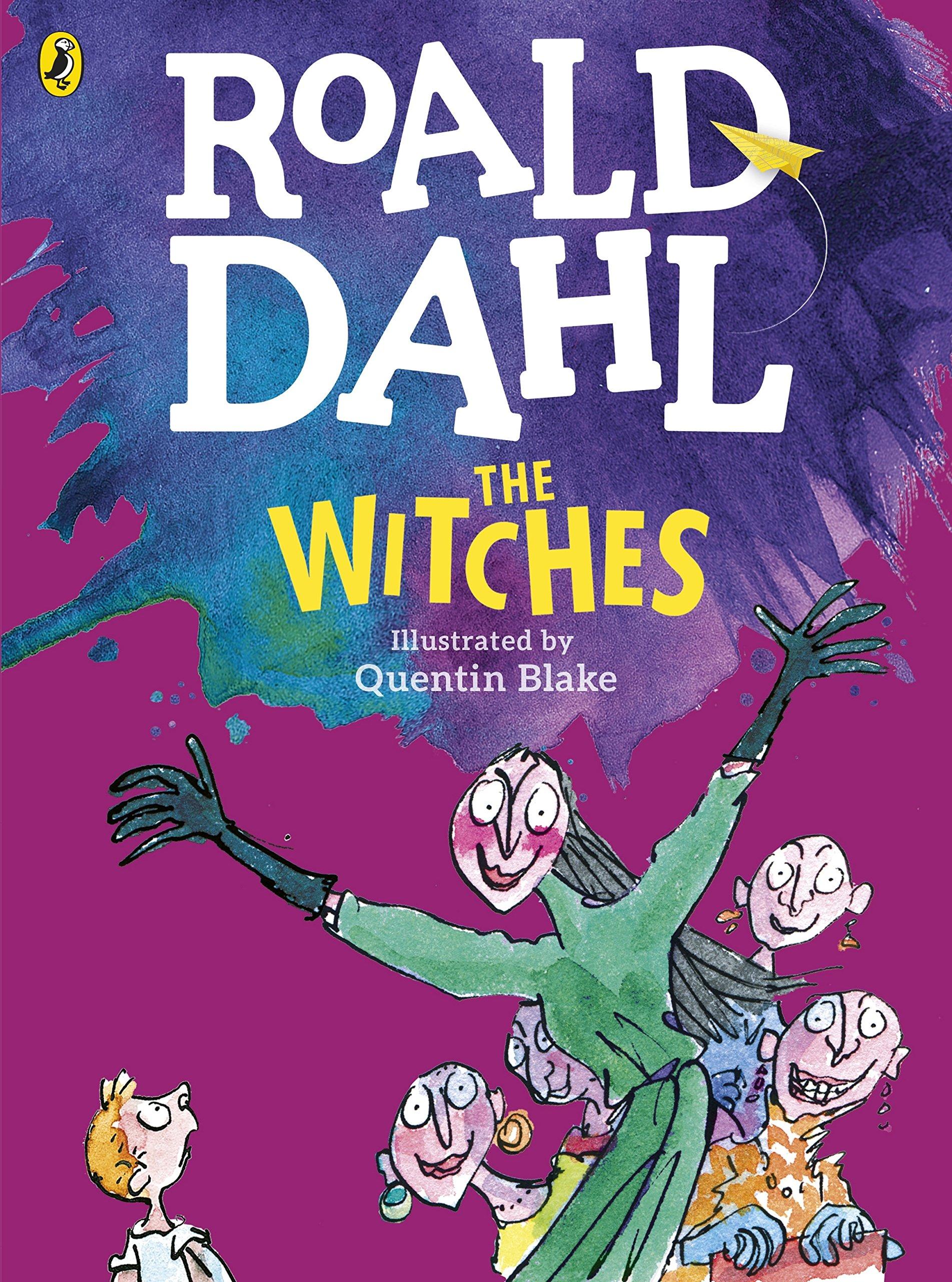The Witches Colour Edition: ROALD DAHL: 9780141345178: Amazon.com: Books