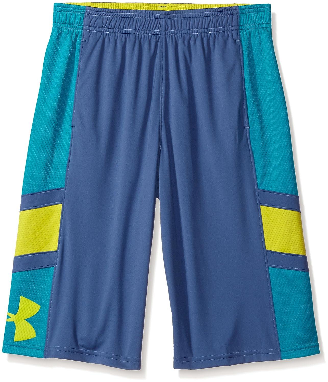 Under Armour chicos Crossover baloncesto pantalones cortos ...