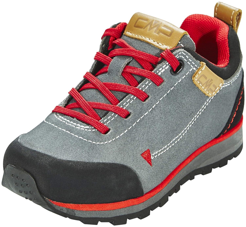 CMP Campagnolo Elettra Niedrig Hiking Schuhes Kids Grau 2018 Schuhe