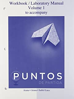 Amazon puntos textbook connect spanish plus wwklm ebook workbooklaboratory manual to accompany puntos de partida ninth edition fandeluxe Image collections