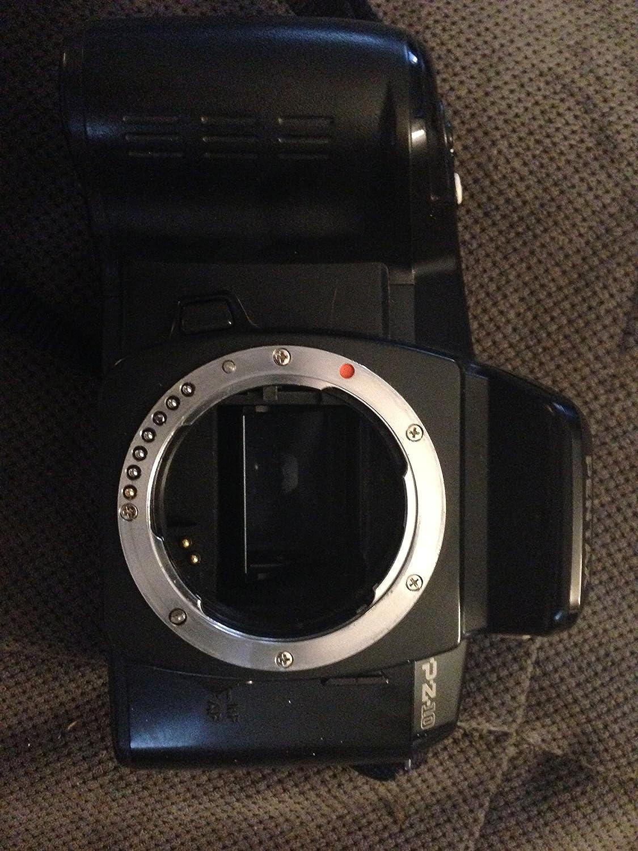 Pentax pz-10 película cámara réflex con Sigma 28 - 70 mm f/3,5 - 4 ...