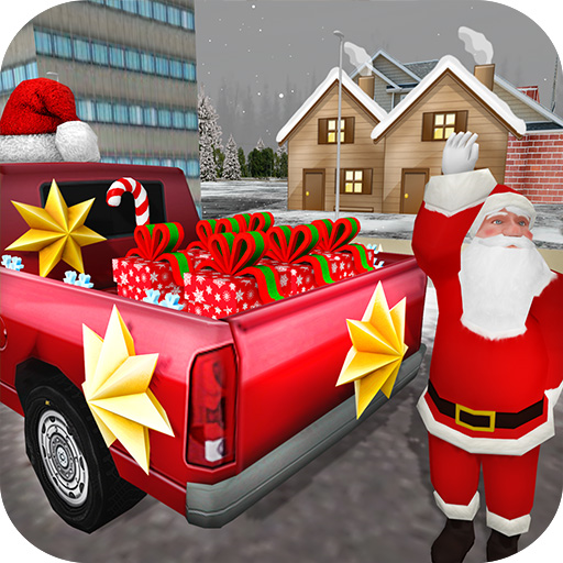 Super Santa Gifts Delivery Game:Drive in Christmas