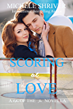 Scoring at Love (Men of the Ice Book 4)