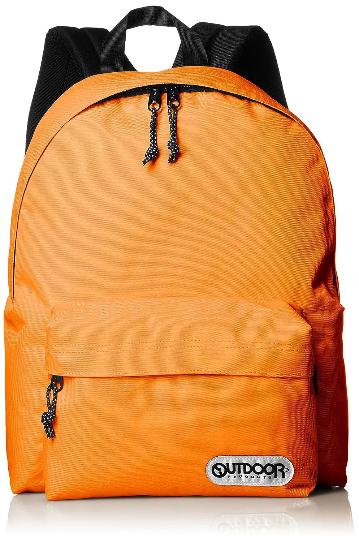 [アウトドアプロダクツ] デイパック BASIC DAY PACK A4サイズ 462 B06XDN9KM9 オレンジ オレンジ