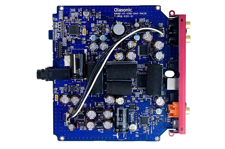 Olasonic NANO-COMPO DA converter black NANO-D1B