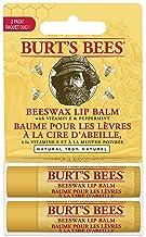 Burt's Bees Natural Moisturising Lip Balm