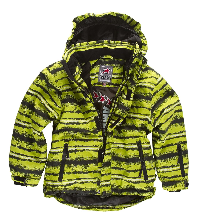 American Project Kinder Skianzug