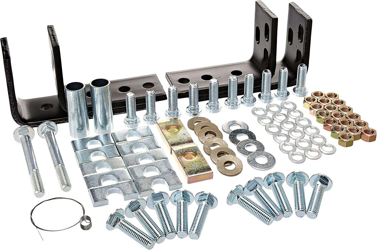 Reese 30439 Fifth Wheel Installation Kit for 30035 and 58058 (10-Bolt Design)