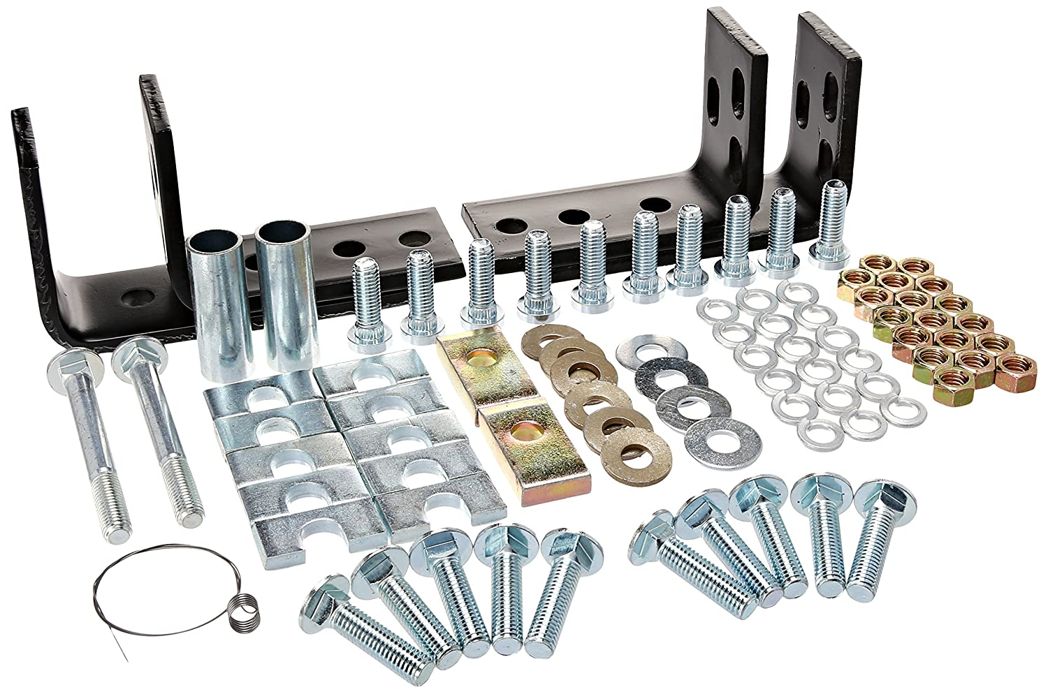 Reese 0225.0018 30439 Fifth Wheel Installation Kit for 30035 and 58058 (10-Bolt Design)