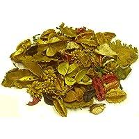 MERCAVIP Thermovip Popurrí perfumado de Flores secas Amarillo.