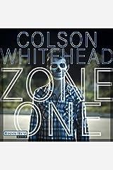 Zone One Audible Audiobook