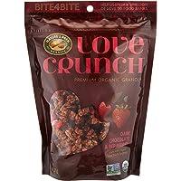 Nature's Path Love Crunch Granola Dark Chocolate with Red Berries, 325g
