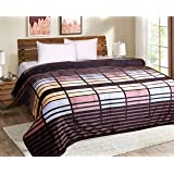 Signature Elanza Flannel Double Bed Blanket