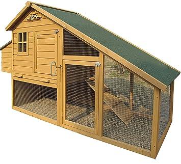 Pets Imperial Hühnerstall Sandringham 223 Cm 4 Bis 5 Hühner