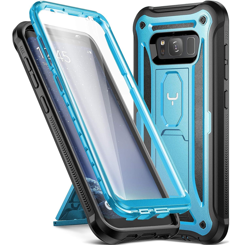13bd008c435db4 Amazon.com  YOUMAKER Kickstand Case for Galaxy S8