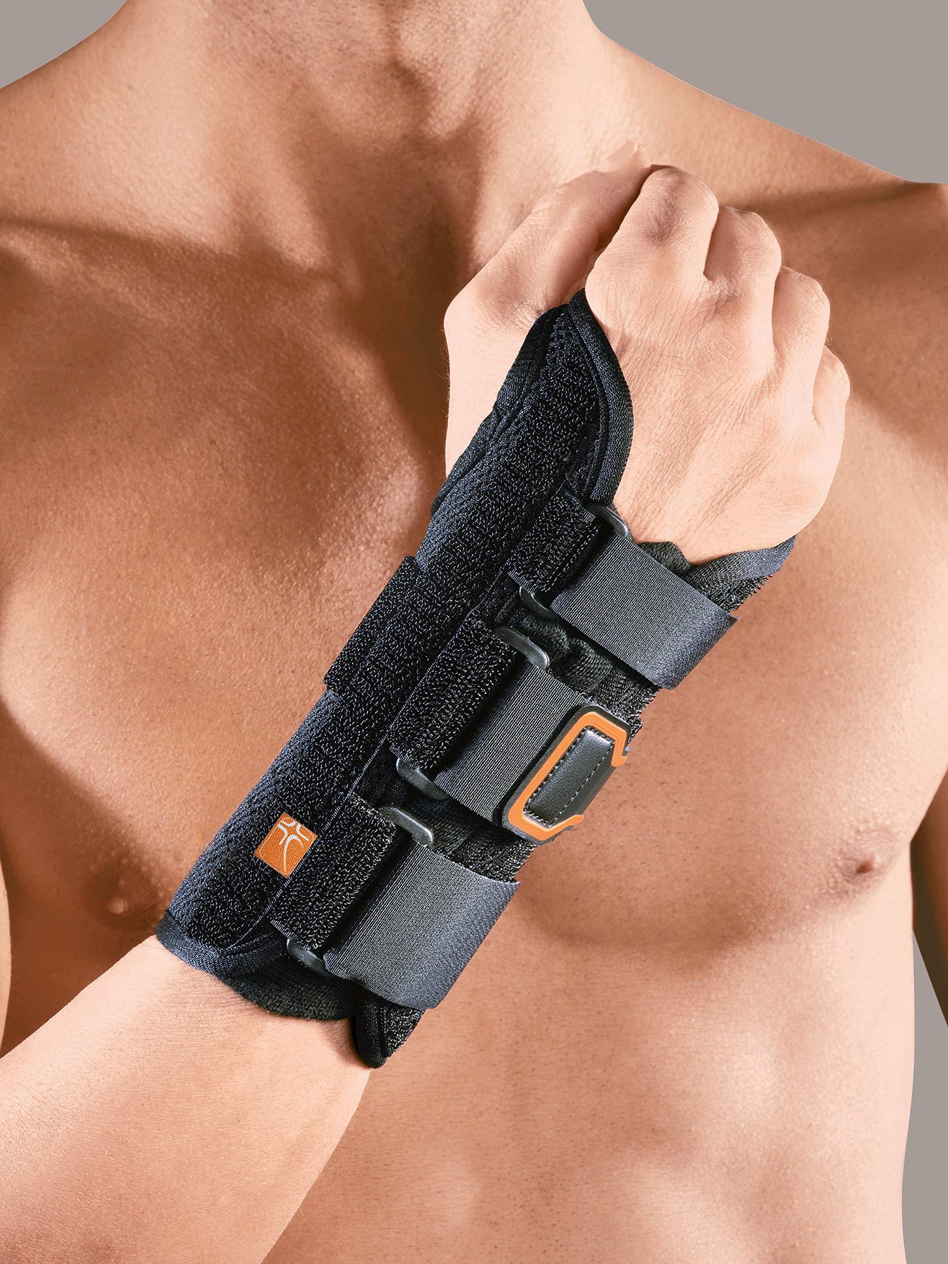 RO + Ten Opening mp1119r XL Wrist Short, Black