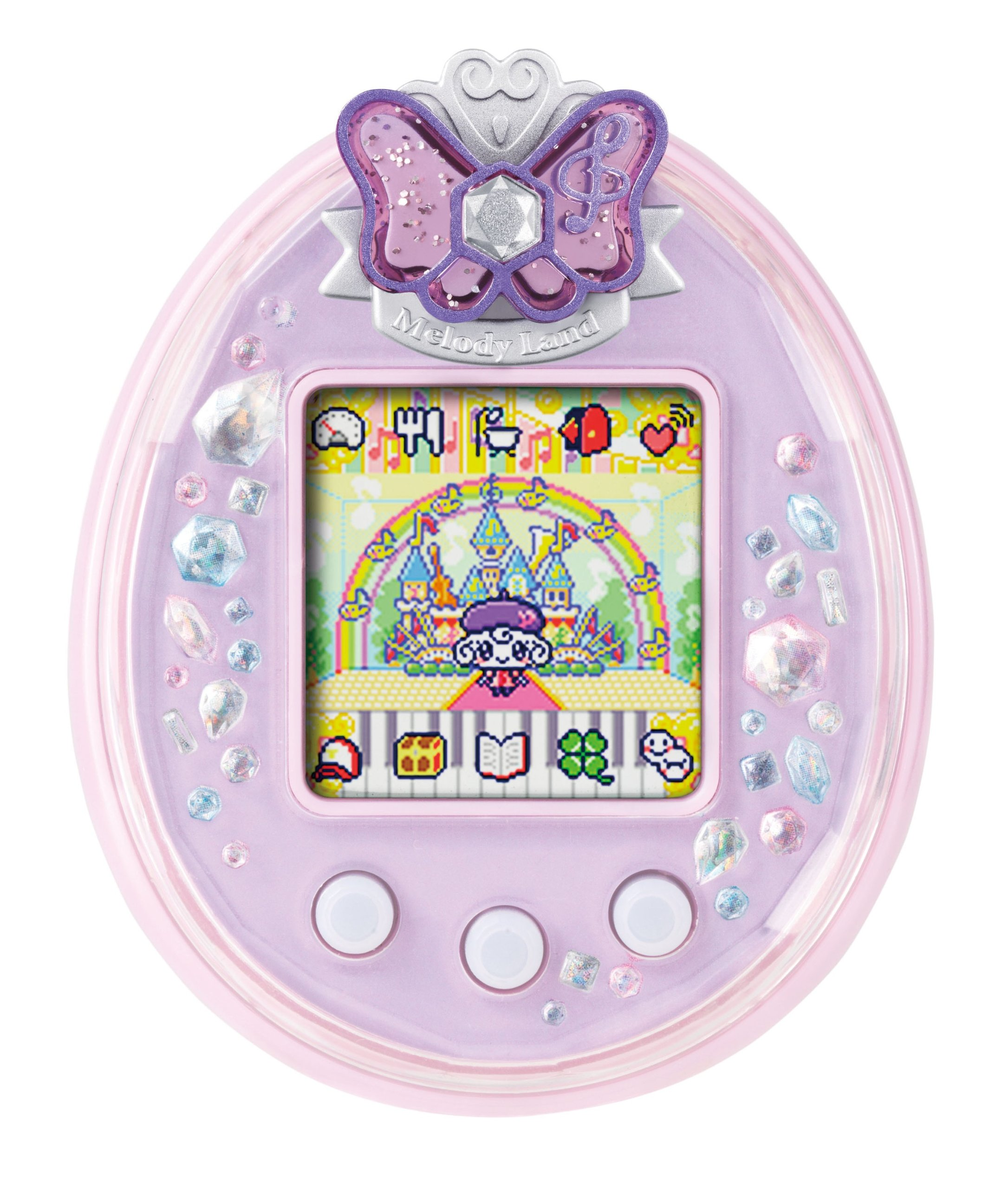 Tamagotchi P's Melody Land Set (Japan Import) by Bandai (Image #1)