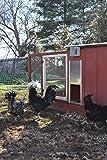 Automatic Chicken Coop Door Opener + Door - Light