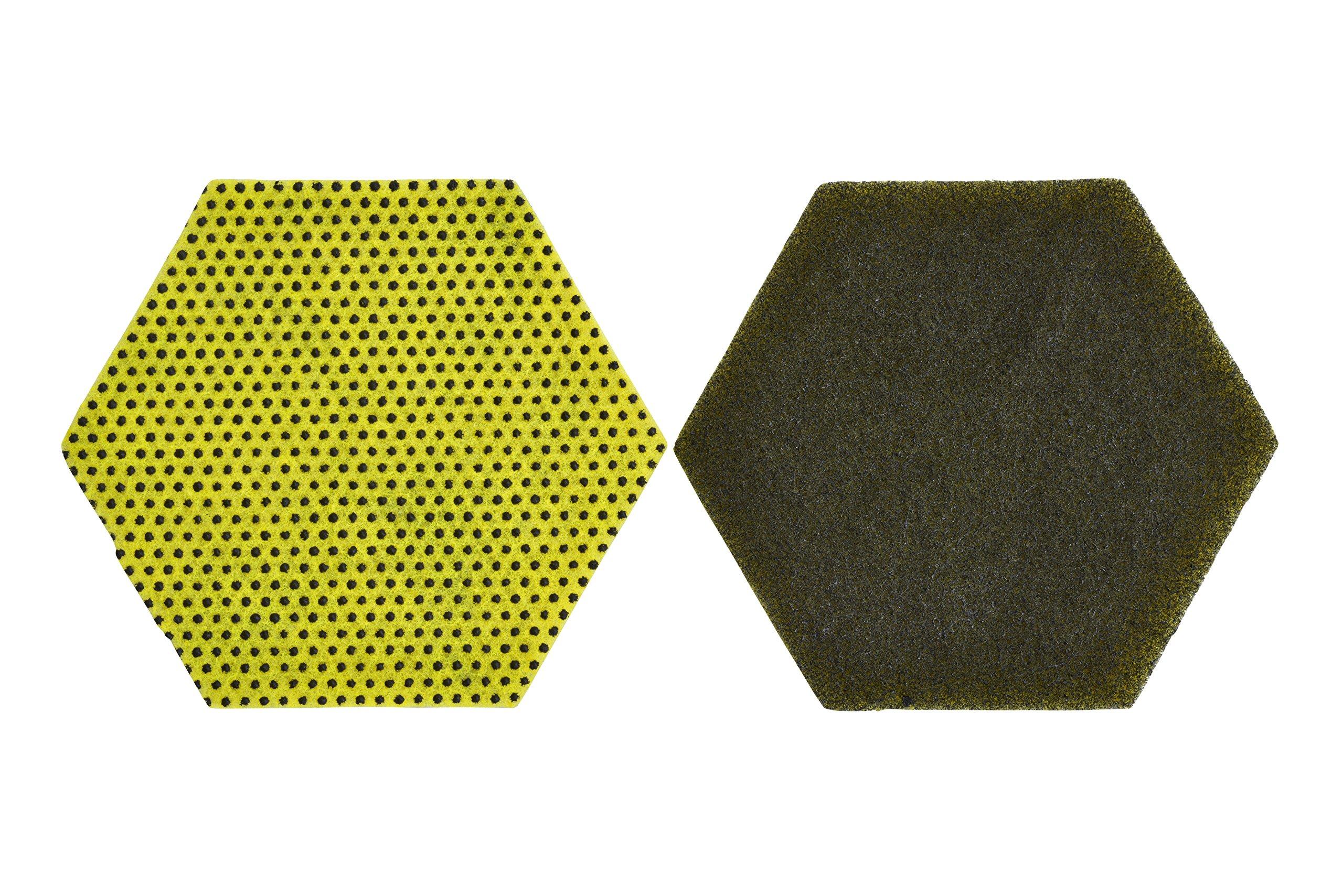 Scotch-Brite 85946 Dual Purpose Scour Pad 96HEX (Pack of 15) by Scotch-Brite (Image #2)