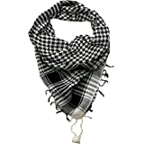 Craftshub Arafat Desert Scarf - Stylish & versatile Arafat desert scarf for Men & Women of All Ages