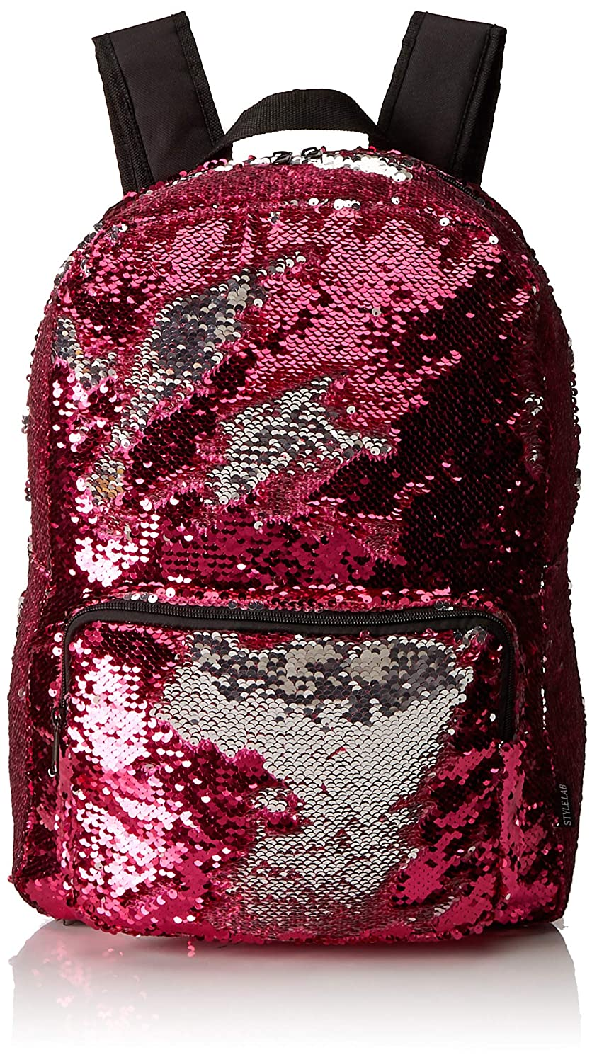 Fashion Angels Magic Sequin Backpack, Pink/