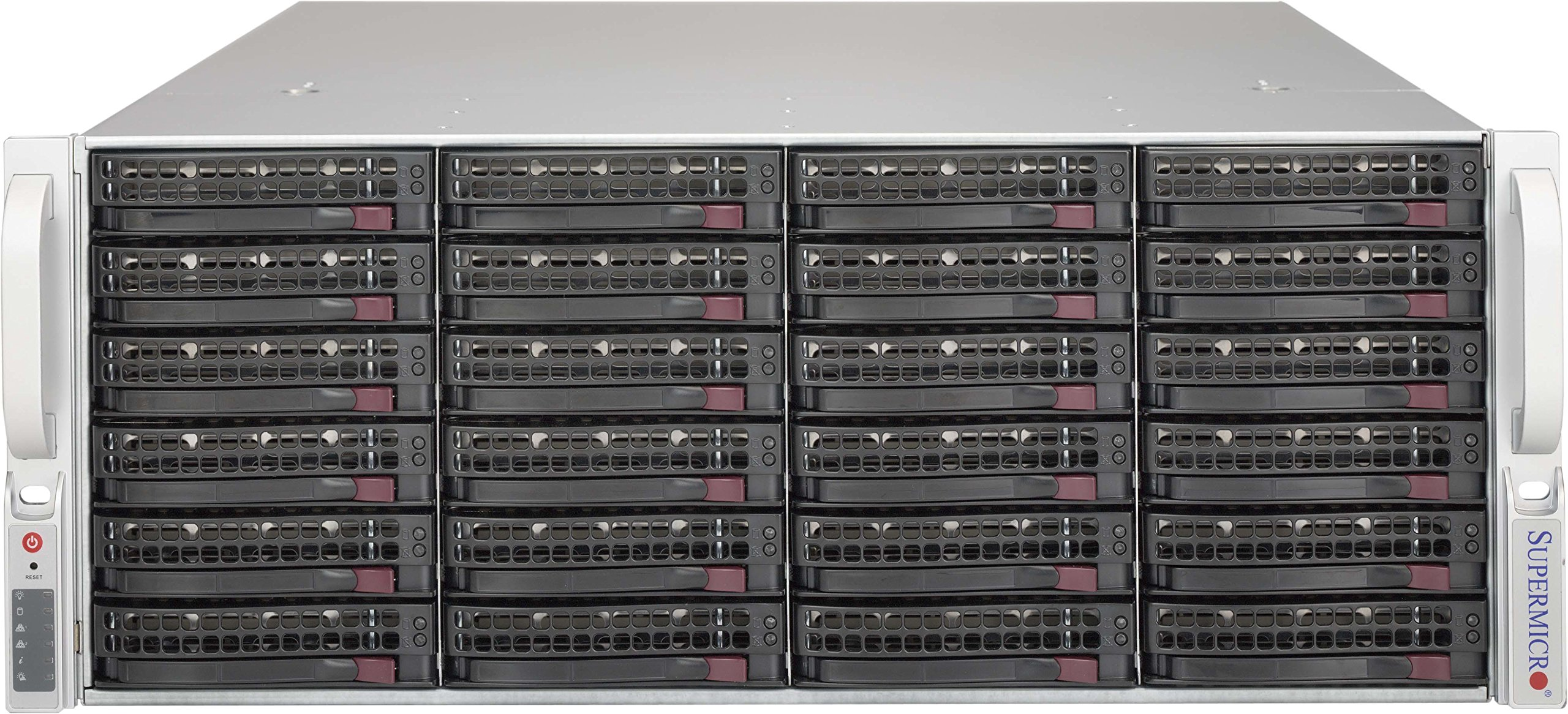 Supermicro Rackmount Server Chassis CSE-846BE1C-R1K28B
