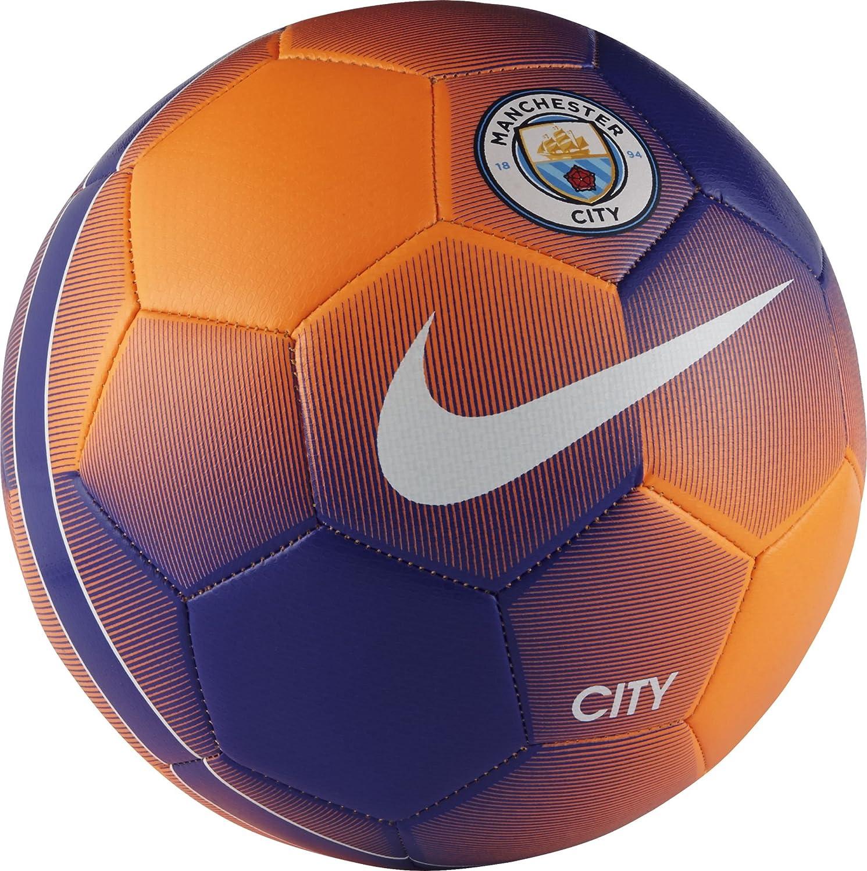 Nike Prestige Balón Línea Manchester City, Unisex Adulto, Naranja ...