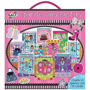 Galt Toys Girl Club - Juego para Hacer Tarjetas (Mensajes en ...