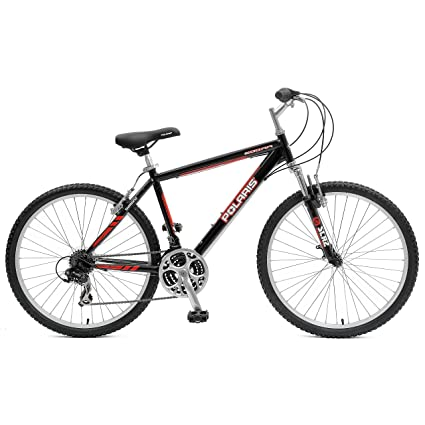 Amazon.com : Polaris 600RR M.1 Hardtail Mountain Bike, 26 inch ...