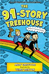 The 91-Story Treehouse: Babysitting Blunders! (The Treehouse Books Book 7) Kindle Edition