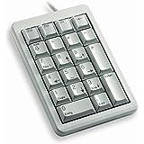 Cherry Keypad G84-4700, Germany, light grey - Teclado (Germany, light grey, USB, QWERTZ, Alemán, Gris, CE, VDE/ÜG, FCC, cURus, WHQL, 1,75m)