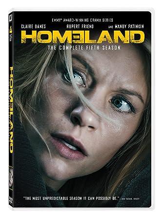 Amazon.com: Homeland - Season 5: Mandy Patinkin, Rupert Friend ...