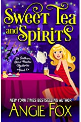 Sweet Tea and Spirits (Southern Ghost Hunter Book 5) Kindle Edition