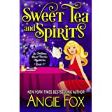 Sweet Tea and Spirits (Southern Ghost Hunter Mysteries Book 5)