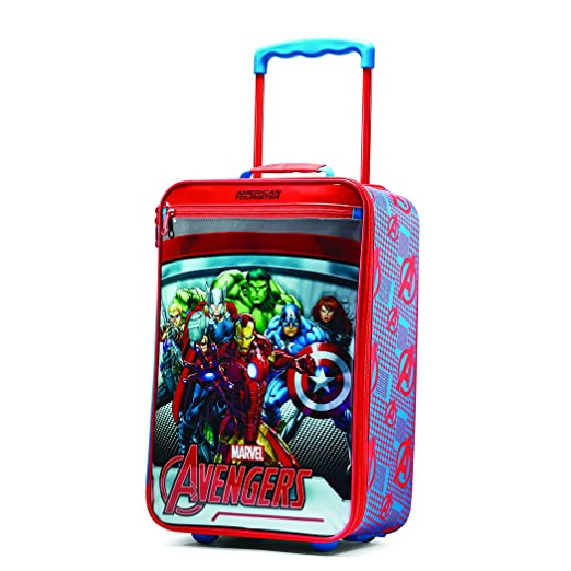 "American Tourister Marvel 18"" Upright Softside, Avengers"