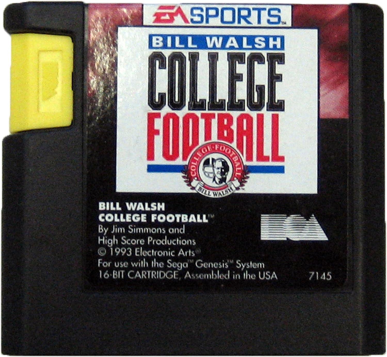 Amazon Com Bill Walsh College Football Video Games
