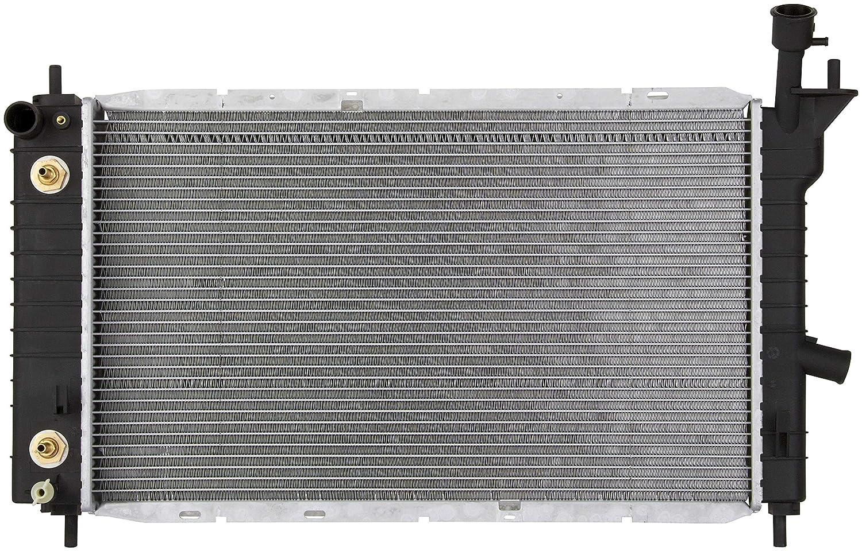 Spectra Premium CU1322 Complete Radiator for Ford/Mercury