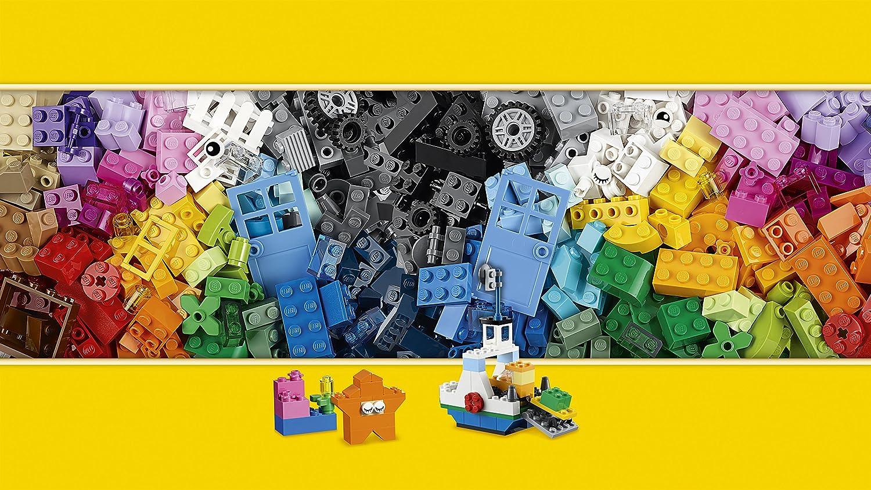 Caja de ladrillos LEGO Classic con 570 piezas por solo 34,95€