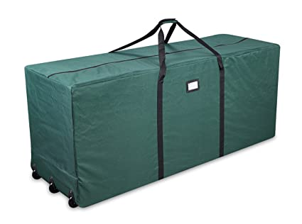 Amazoncom Primode Holiday Rolling Tree Storage Bag Extra Large