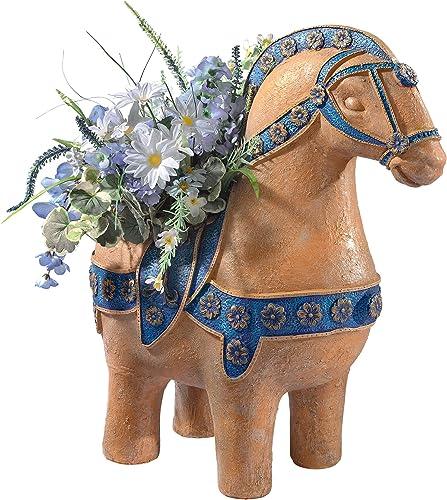 Design Toscano Arion Horse Mythical Greek Sculptural Urn