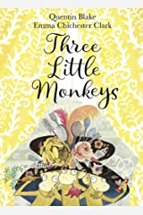 Three Little Monkeys Kindle Edition