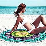 Ricdecor Beach Towel Large Mandala Beach Towel