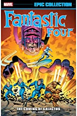 Fantastic Four Epic Collection: The Coming Of Galactus (Fantastic Four (1961-1996)) Kindle Edition