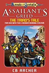 Assailant's Greed: The Triad's Tale (Tales of Gentalia Book 4) Kindle Edition