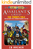 Assailant's Greed: The Triad's Tale (Tales of Gentalia Book 4)