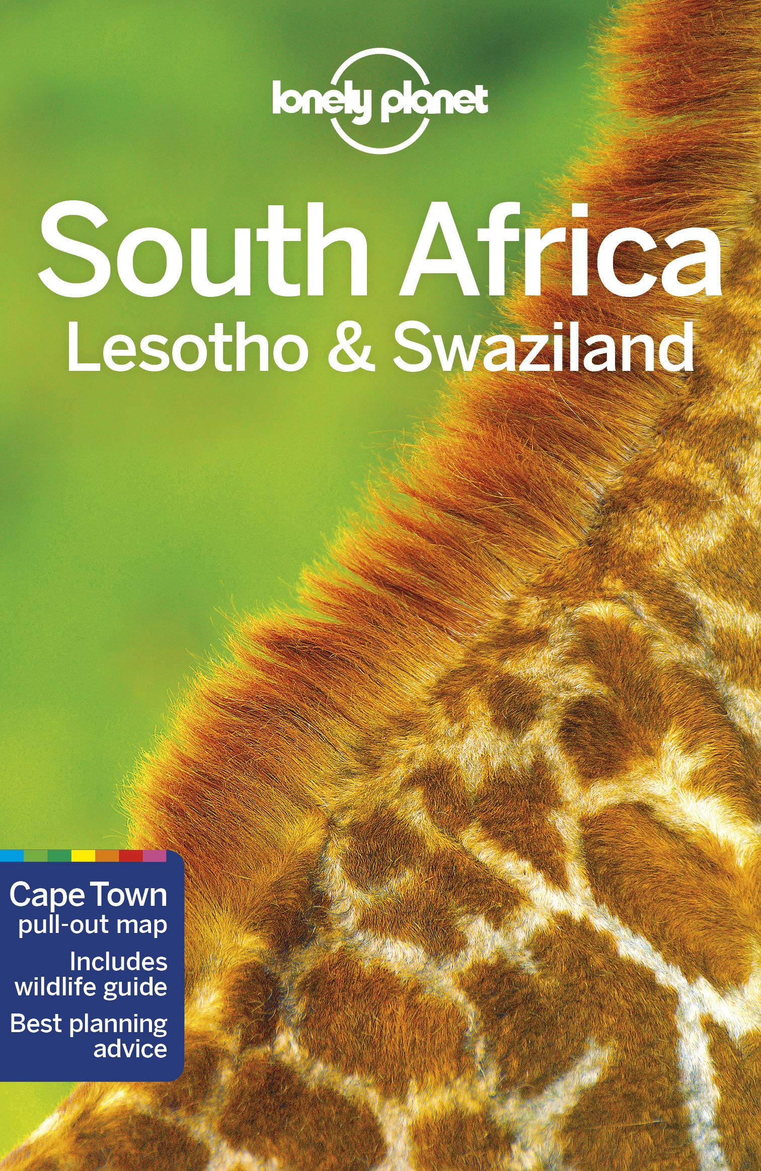 Lonely Planet Africa Lesotho Swaziland
