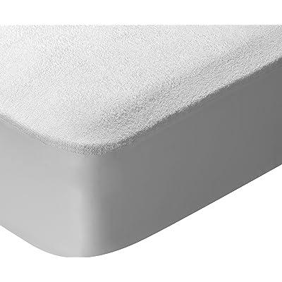 Pikolin Home - Protector de colchón, con aloe vera, impermeable, 60x120cm-Cuna (Todas las medidas)