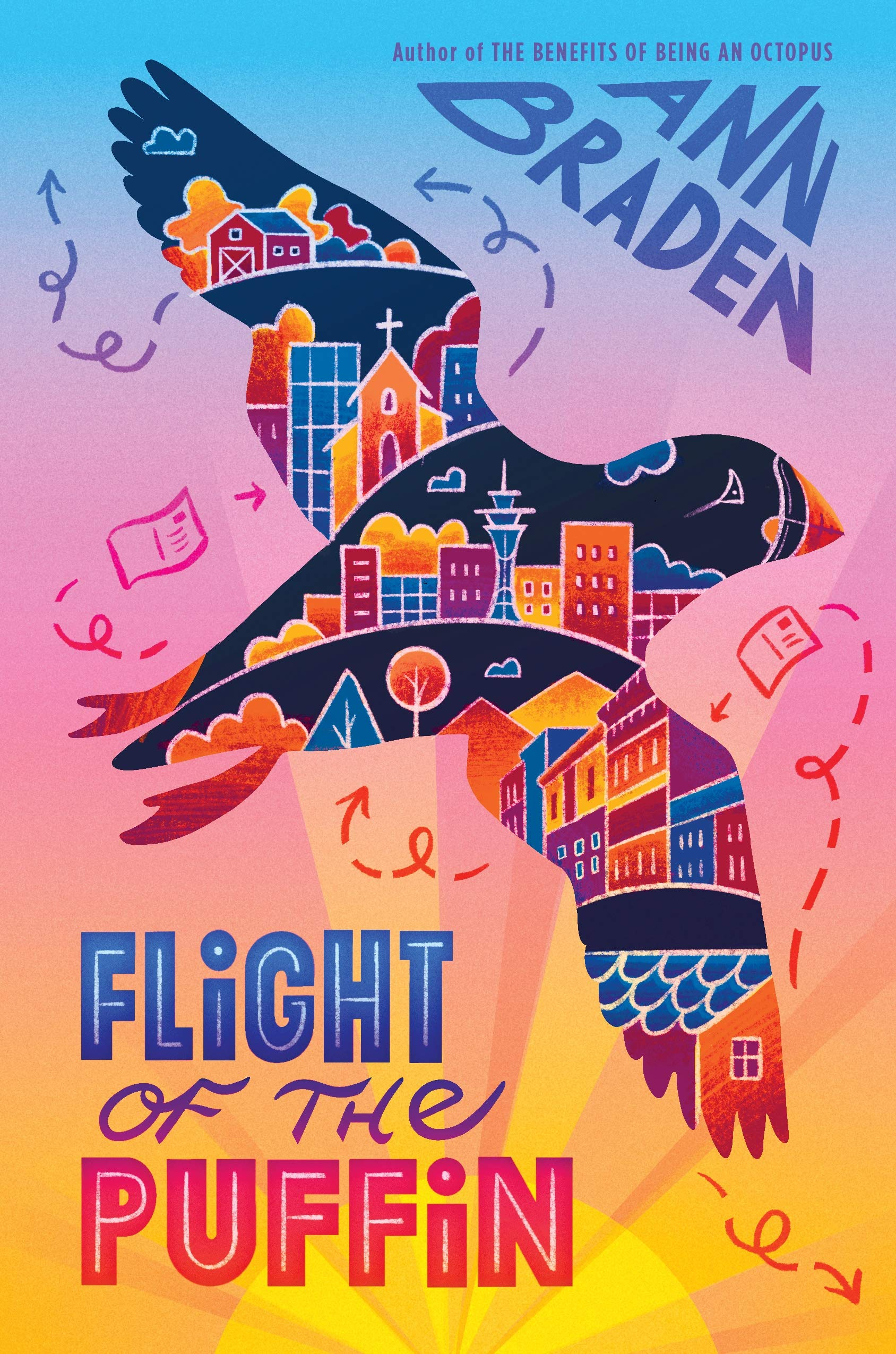 Flight of the Puffin: Braden, Ann: 9781984816061: Amazon.com: Books