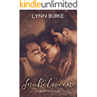 In Between: An MMF Bisexual Menage Romance book cover